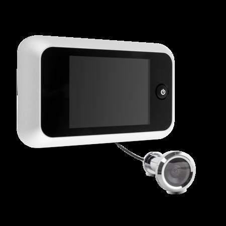 Digitaler Türspion 35 Zoll Lcd Bildschirm Haussicherheit