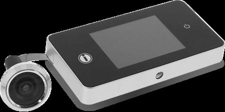 Digitaler Türspion Basic, 2,6 Zoll TFT Bildschirm