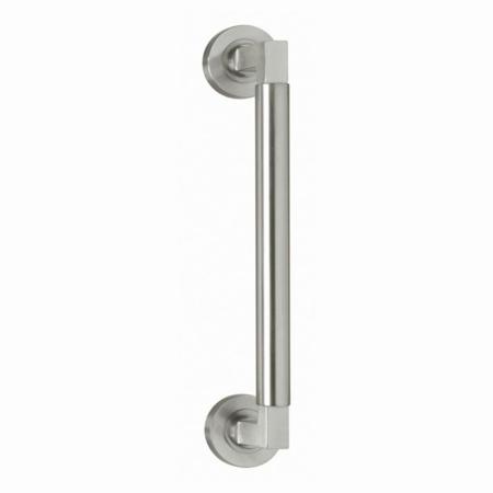 Stoßgriff Bau-Stil 300 mm, Nickel matt