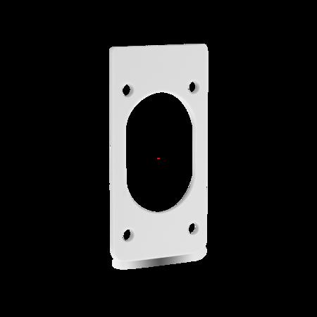 Unterlegplatte 2 mm grau RAL 7035