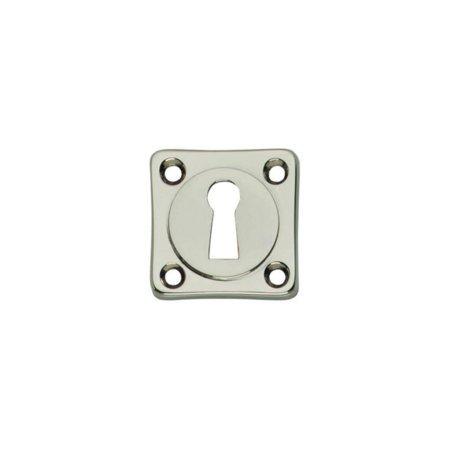 Rosette Ton 400 Basic, Nickel poliert